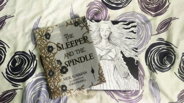 Fairy Tale Fridays #2: The Sleeper and the Spindle | Neil Gaiman & ChrisRiddell