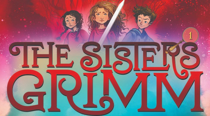 Fairy Tale Fridays #3: The Sisters Grimm | Michael Buckley