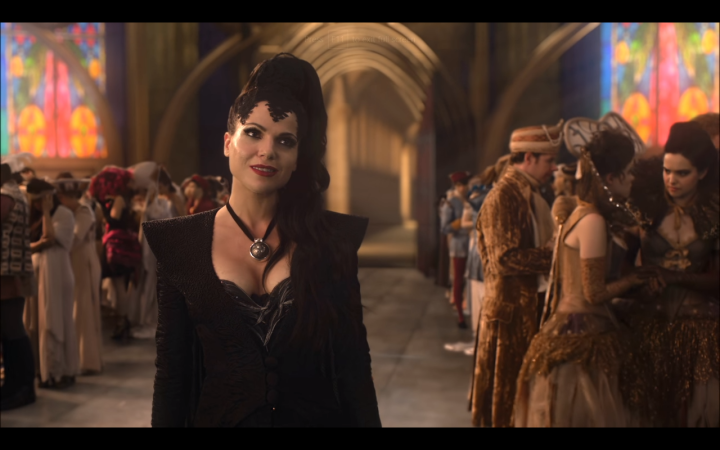 Evil Queen Wedding