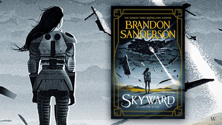 Skyward | Brandon Sanderson (ARC Review)