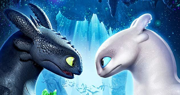 🐉 How to Train Your Dragon: The Hidden World(2019)