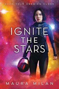 Ignite the Stars Cover