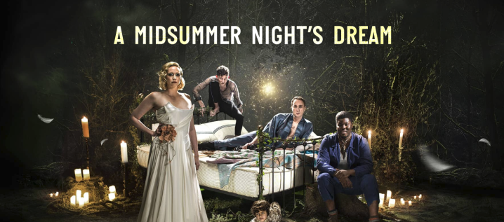 A Midsummer Night's Dream | Bridge Theatre