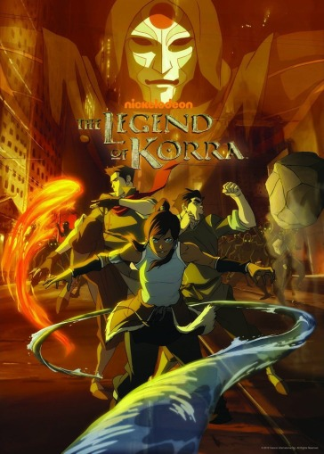 Legend of Korra (Book 1)