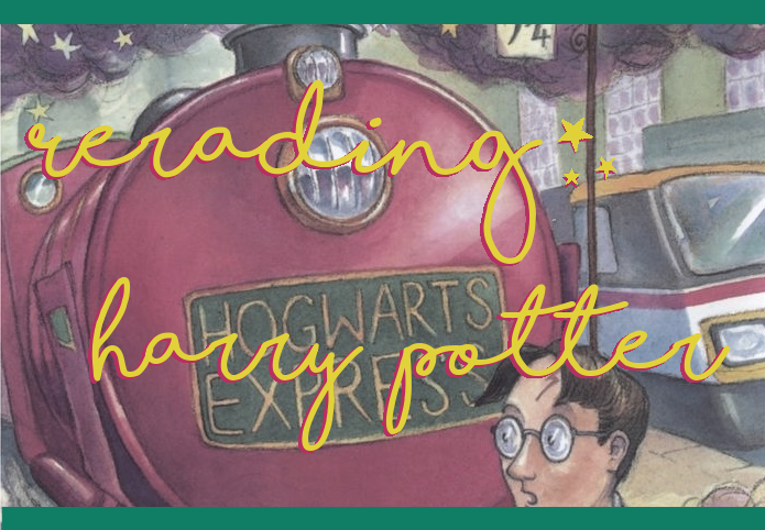 Rereading Harry Potter | The Philosopher's Stone: 'Harry – yer a wizard'